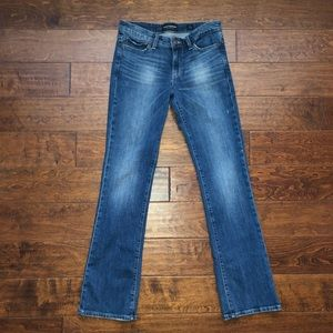 Lucky Brand// sweet cut jeans
